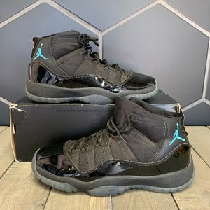 Youth Air Jordan 11 Gamma Blue Sneaker Size 5.5